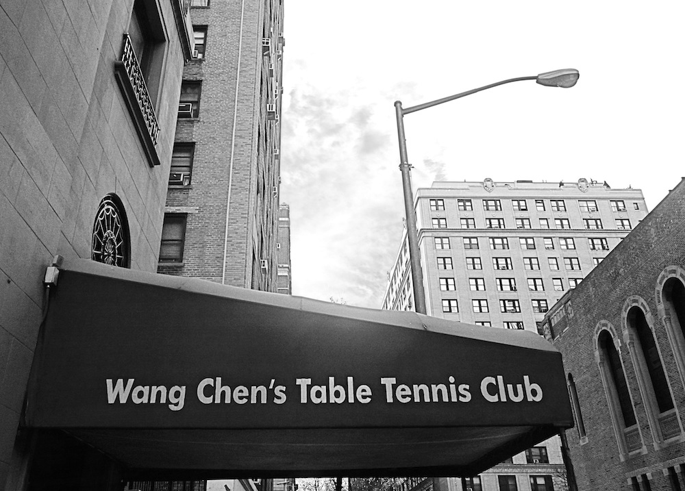 Wang Chen Table Tennis
