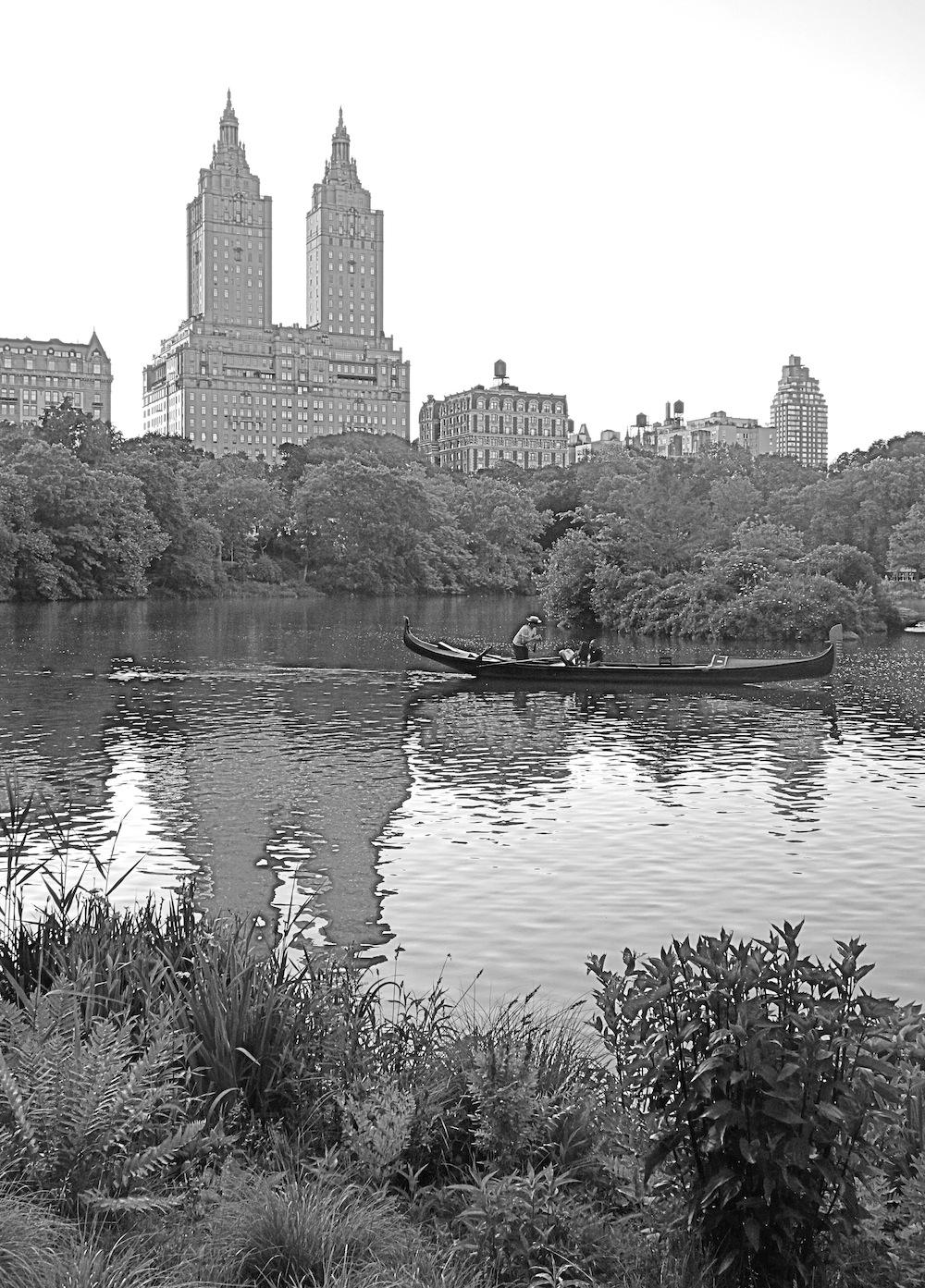 Postkarte Central Park
