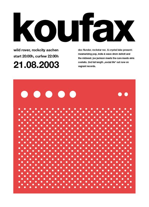 Koufax Flyer (remix)