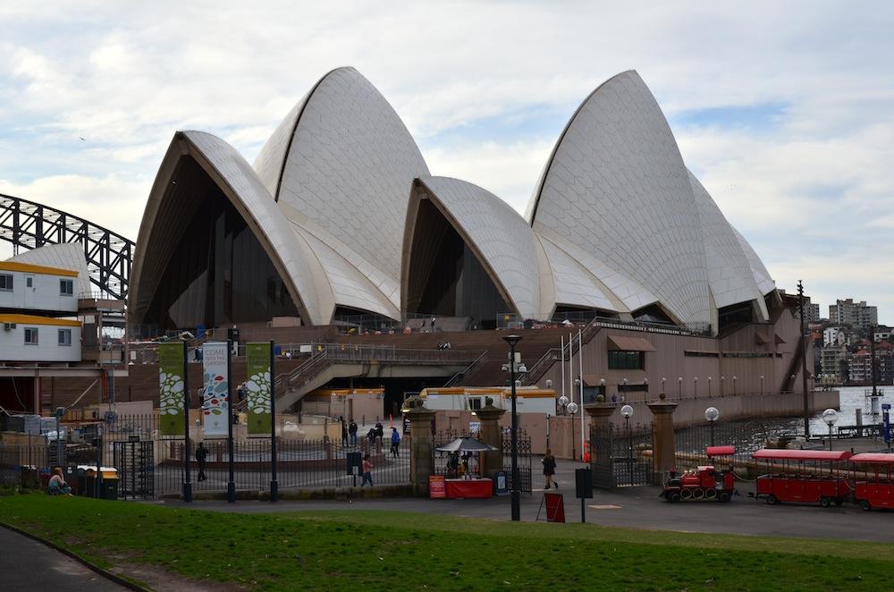 Opernhaus, Sydney