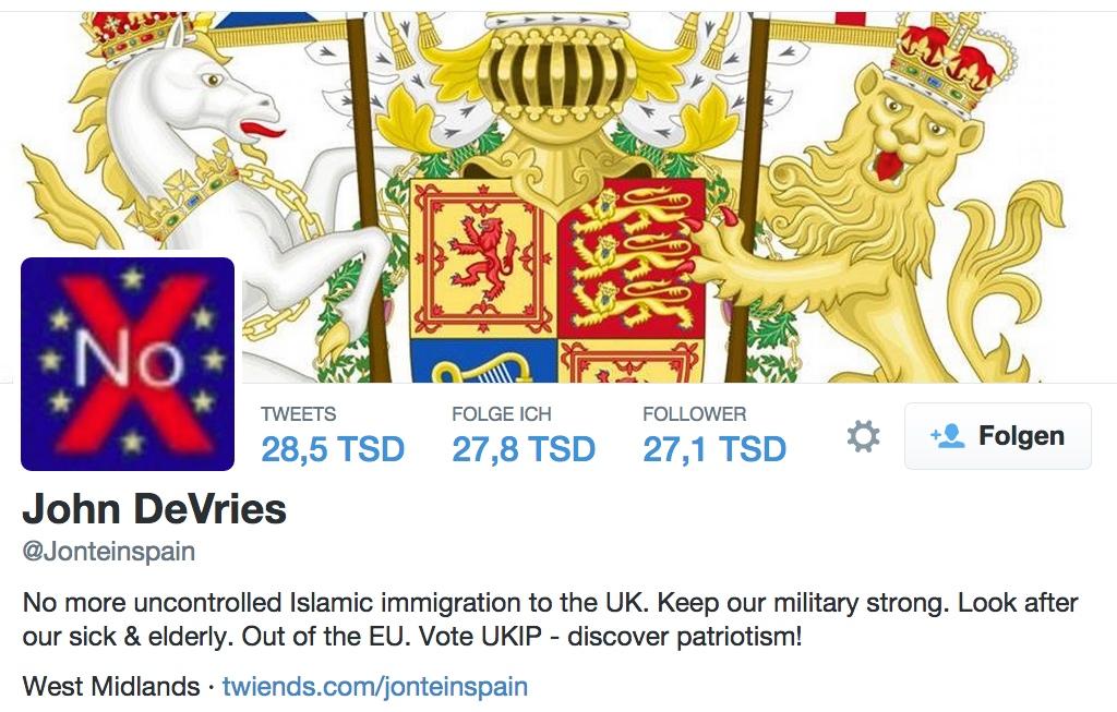 UKIP Twitter 1