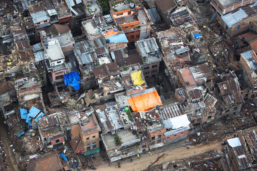 Nepal Earthquake Relief & Rebuild - lxplm.