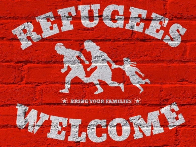 refugees_ welcome