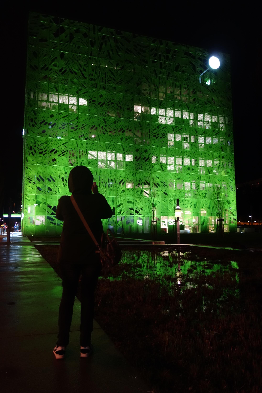 Lyon, Euronews HQ