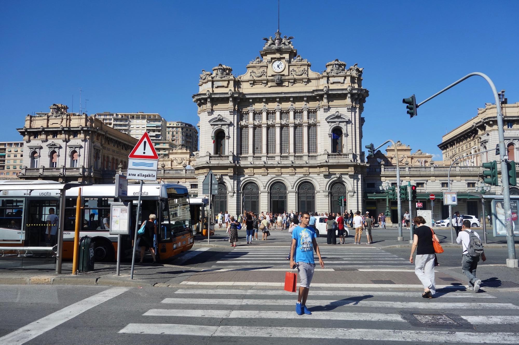 Genua, Brignole