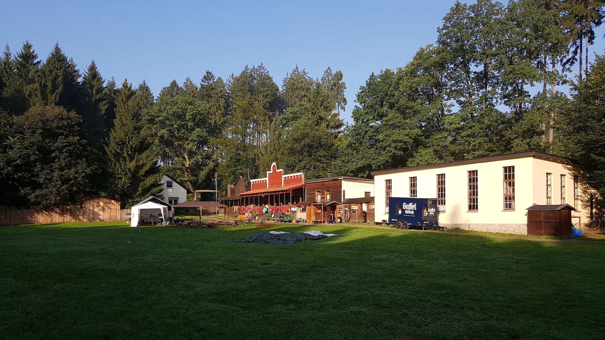 Copper City Pioneers Ranch, Stolberg, NRW