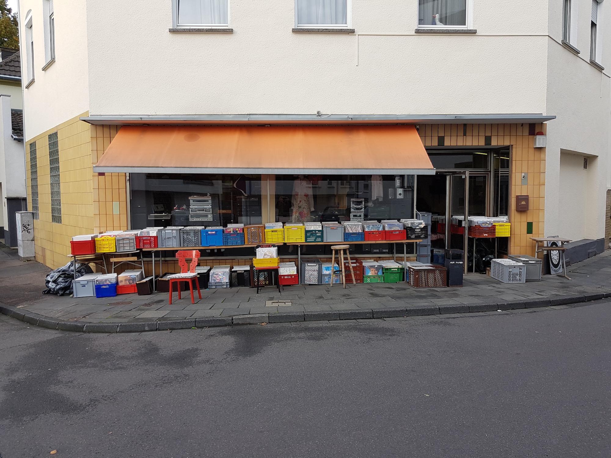 Nobbis Plattenladen, Bonn-Beuel